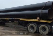 Особенности перевозки тяжеловесных грузов