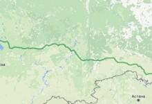 Санкт-Петербург - Новосибирск