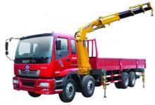Перевозка грузов с использованием крана-манипулятора