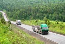 Особенности перевозок в России