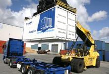 Современные контейнерные грузоперевозки