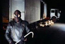 Ограбление дальнобойщиков в Северной столице