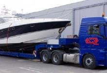 Перевозка катеров различных размеров
