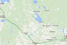 Санкт-Петербург - Нижний Новгород