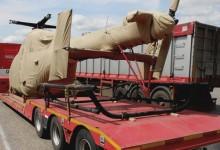 Автотранспортные перевозки военной техники