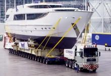 История перевозок негабаритных грузов