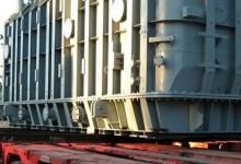 Доставка трансформаторов по различным направлениям России