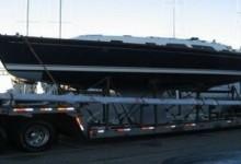 Сложность перевозки яхт зависит от размеров